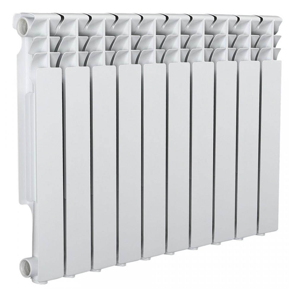 Радиатор алюминиевый Lammin Premium 350/80/10