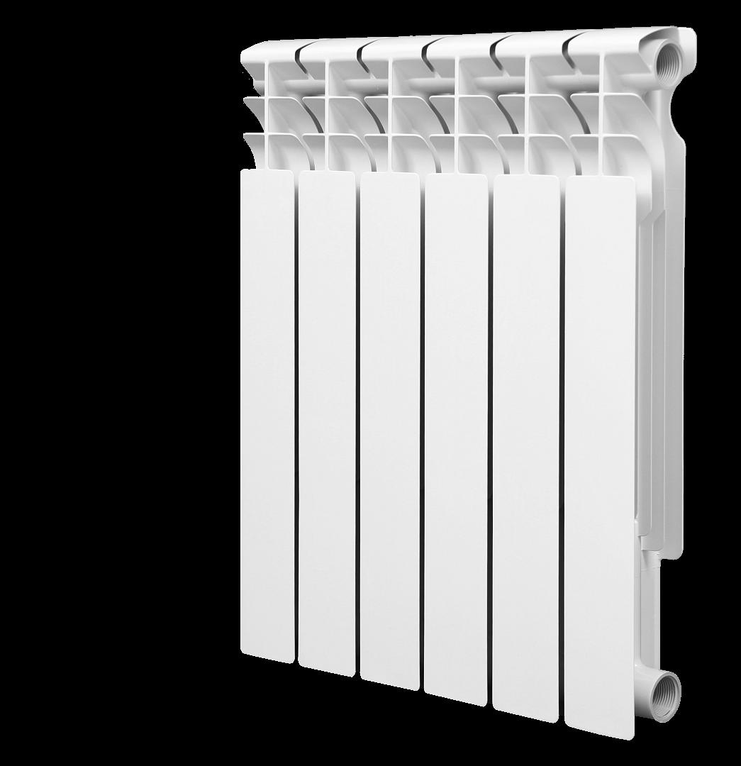 Радиатор  биметаллический Tropic 500/80/4