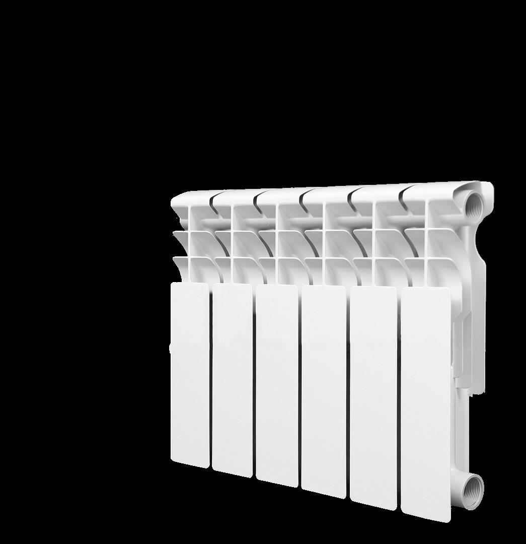 Радиатор биметаллический Lammin 350/80/8