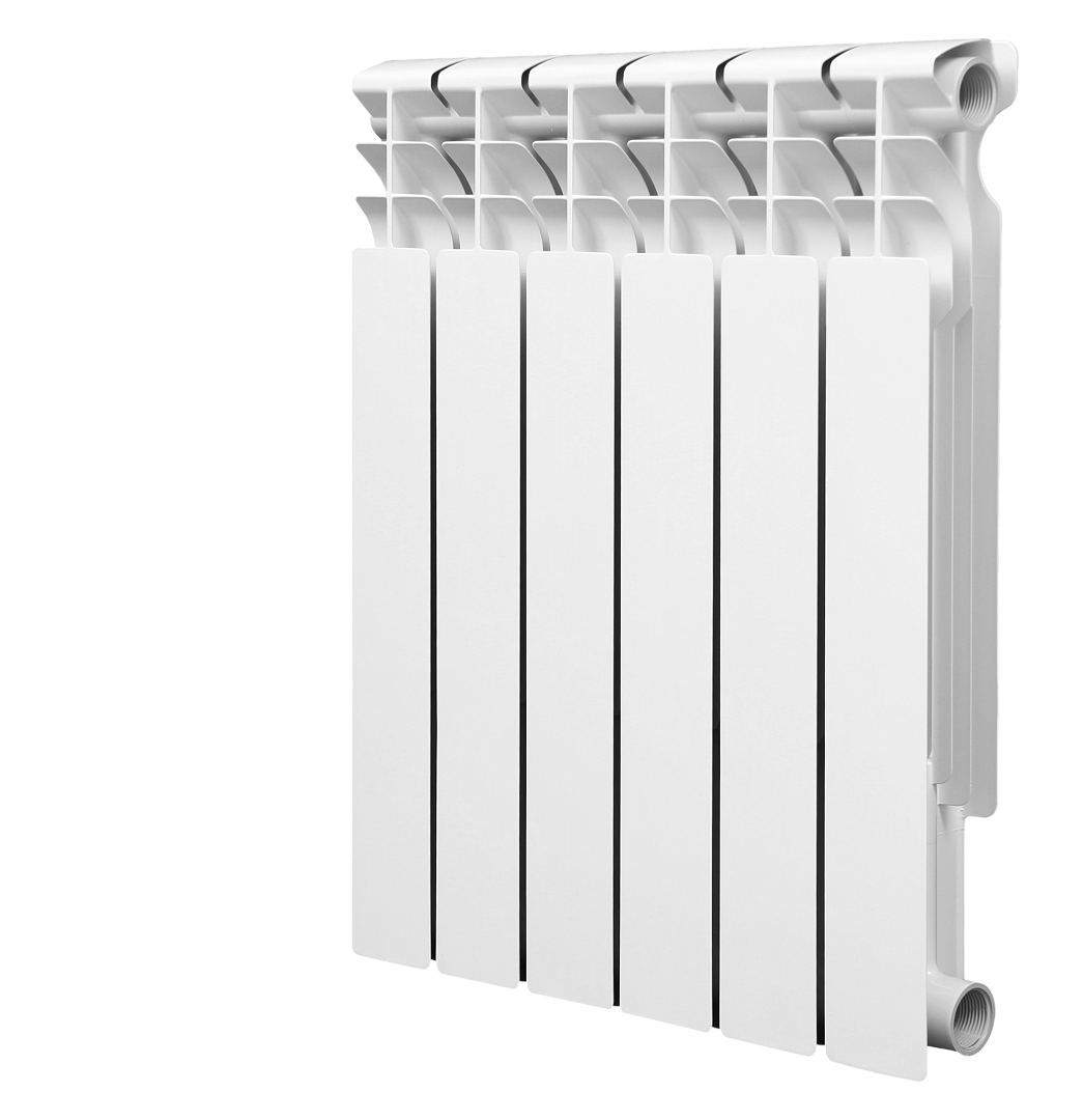 Радиатор биметаллический Lammin 500/80/6