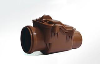 Клапан обратный ф110