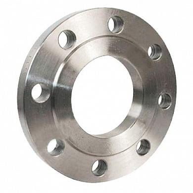 Фланец стальной плоский приварной DN125 PN10 ГОСТ 33259-2015