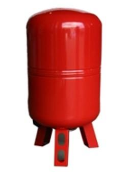 Бак мембранный с основанием для систем отопления (вертикальный)