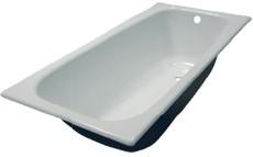 Ванна эмалированная чугунная «Грация» 170 см