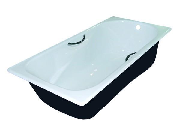 Ванна чугунная эмалированная Сибирячка 170см