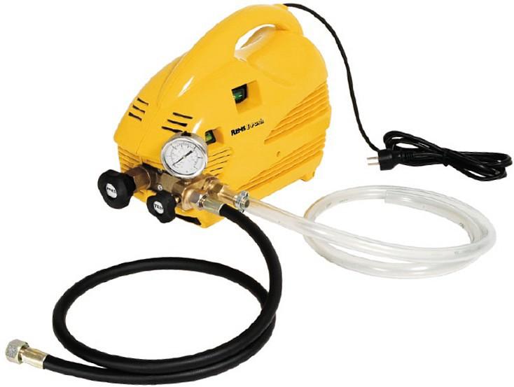Электрический опрессовщик Е-Пуш(Электронасос для проверки на герметичность давлением трубопроводных систем) REMS E-Пуш.