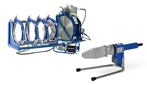 Гидравлическая машина для сварки труб PT 630