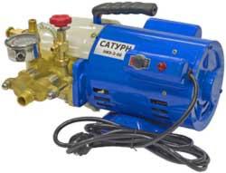 Опрессовщик электрический (опрессовочный насос) НИЭ-6-60