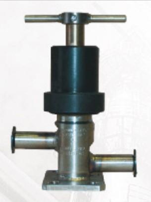 Клапан регулирующий сальниковый для АЭС DN 15, PN 2,5 МПа