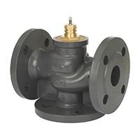 Клапан регулирующий Danfoss VF 3 Ду15 Kvs=4,0 м3/час 3-х ходовой фланцевый (065Z3355)