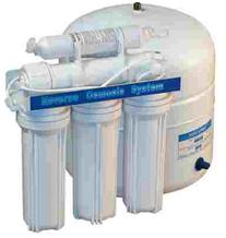 Системы водоочистные обратного осмоса Kristal RO-8 (RX-50B-2)