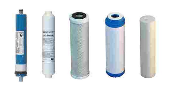 Расходные материалы для систем ультрафильтрации Kristal